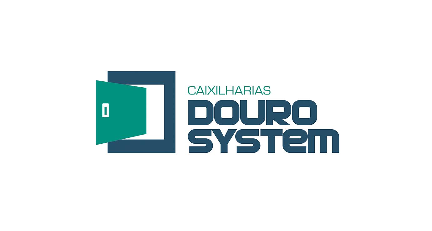 Douro System - Caixilharias